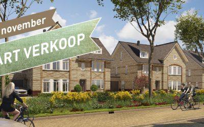 Start verkoop project Het Gildehof Nootdorp